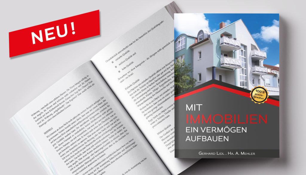 Buch Gerhard Lidl Mit Immobilien ein Vermögen aufbauen